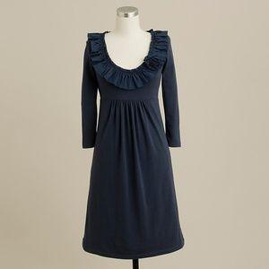 J. Crew Dresses - J. Crew Ruffle Rose Dress